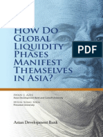 How Do Global Liquidity Phases Manifest Themselves in Asia?