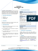 FT-B-015 Acuaprint 120 V2