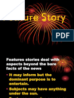 Journ Training-Feature Story.ppt