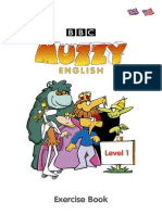 MUZZY Activities Level I English