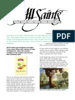 Bulletin August 09
