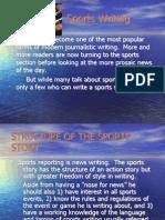Journ Training-Sports News Writing.ppt