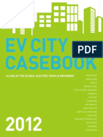 Electric Vehicle City Casebook IEA