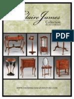 Claire James