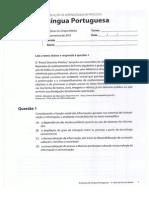 Lingua Portugesa 3ª Série EM