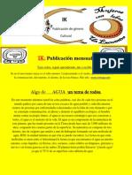 IK Informativo Octubre 2013