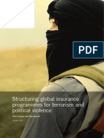 Structuring Global Programmes for Terrorism Insurance