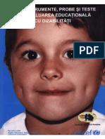 126621676 Teste Pt Evaluarea Copiilor Cu Dizabilitati