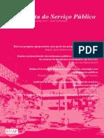 revista do serviço público 2011