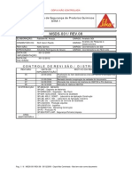 SIKA 1 - msds-001-08