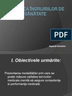 CALITATEA ÎNGRIJIRILOR DE SĂNĂTATE curs 1.pptx