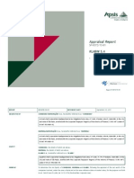 Appraisal Repport Apsis