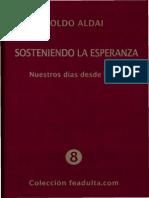 Aldai, Koldo - Sosteniendo La Esperanza [PDF]