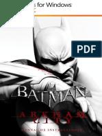 Manual Batman