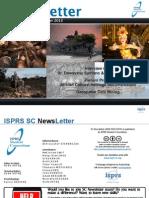 ISPRS-SC Newsletter Vol. 7 No. 2 October 2013
