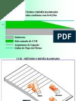 CCR método chinês
