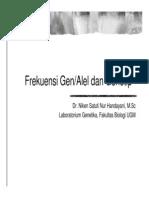 Frekuensi Gen dan Genotip, Inbreeding [Compatibility Mode].pdf