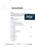 Mechanical Seal | Materials | Applied And Interdisciplinary Physics