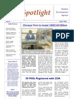 ZDA Spotlight Issue 5