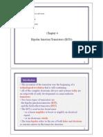 Ch04 Bipolar Junction Transistors (BJTs) (41 pp).pdf