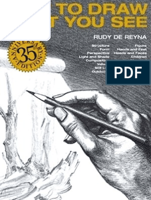 HOw to draw what you see pdf