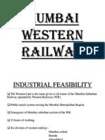 Mumbai western railway! Group no. 18th.pptx