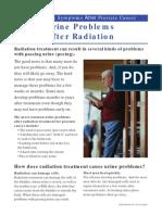 UrineProblemsAfterRadiation-Sept09.pdf