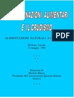 [eBook - ITA] - Igienismo - Michele Manca - Le Combinazioni Alimentari e Il Crudismo