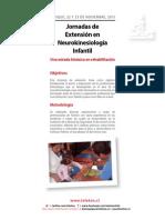 PROGRAMA JORNADAS EXTENSIÓN IQUIQUE 2013