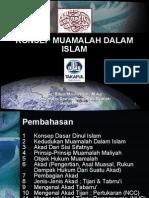Konsep Muamalah Dalam Islam