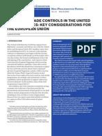 Dunne, A. (2012) 'Strategic Trade Controls In The United Arab Emirates