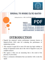 (SIGNAL TO NOISE RATIO).pdf