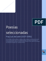 Fray Luis - Poesias