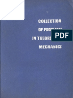 Meshchersky Collection of Problems in Theoretical Mechanics