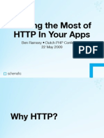 Making the Most of HTTP In Your Apps