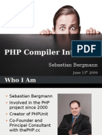 PHP Compiler Internals