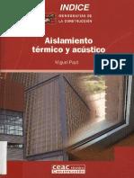 (Ceac) Aislamiento Termico y Acustico (2004)