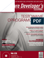 Software Developers Journal PL 03/2009