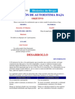REFLEXIÓN DE AUTOESTIMA BAJA 35 mint