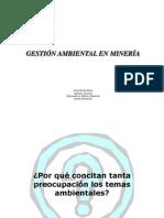 Gestión Ambiental en la Minería (1)
