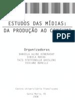 Livro Estudo das Mídias