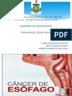 slide câncer esofago