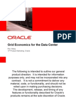 Grid Economics for the Data Center
