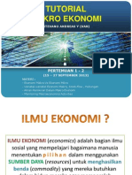 Pengantar Makroekonomi