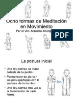 8 Formas de Meditacio