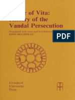 John Moorhead - Victor of Vita History of the Vandals