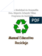 Guayanilla Manual Educativo de Reciclaje