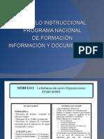 Presentación diseño instruccional PNFID