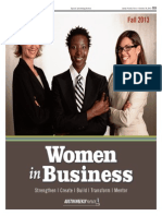 Women in Business Special Section