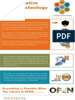Transformative Trends in Library Technology Poster